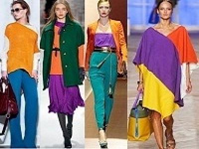 Правильный цвет - путь к гармонии в одежде