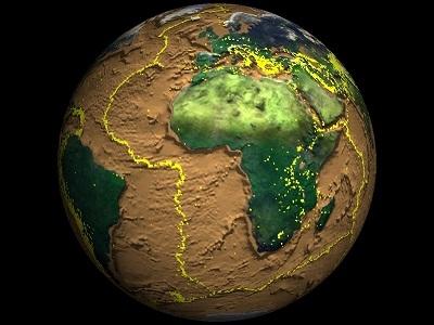 Земля через 100 миллионов лет