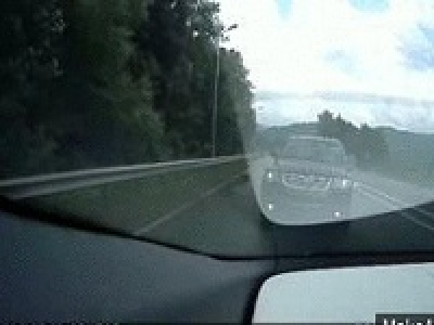 Гиф-картинка Непредсказуемая дорога