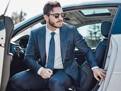Мужской галстук. История возникновения и ткань