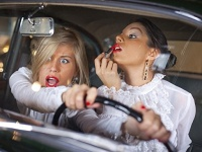 Типы водителей на улицах городов