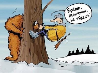 Карикатуры - это тоже анекдоты