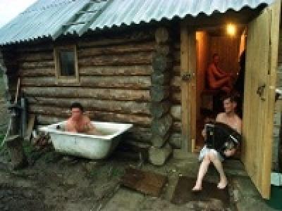 Инструкция по помывке в бане