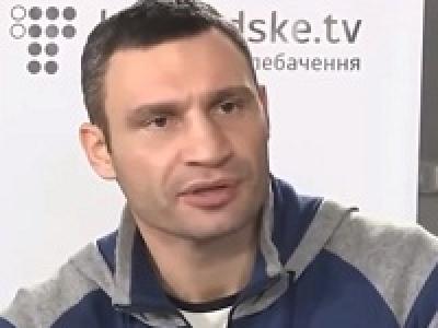 Афоризмы Виталия Кличко