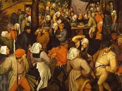 Танцевальная чума 1518 года в Страсбурге