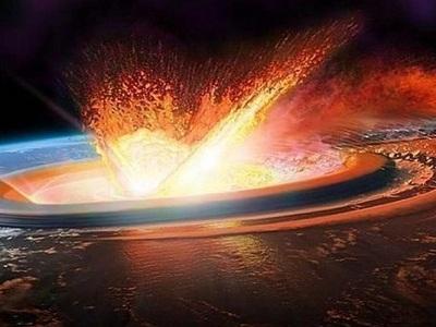 Метеорит,  погубивший динозавров