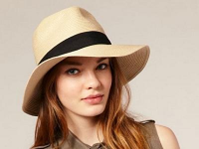 Головные уборы: шляпы женские и мужские