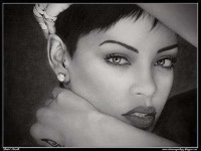 Реалистичные портреты карандашом Изабель Морелли