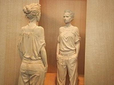 Суперреализм итальянского скульптора Питера Демеца