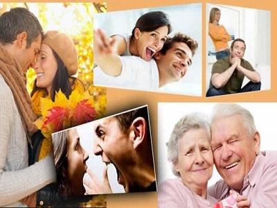 Пять циклов супружеской жизни