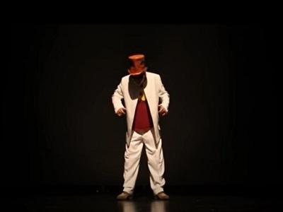 Танец японца на грани фантастики