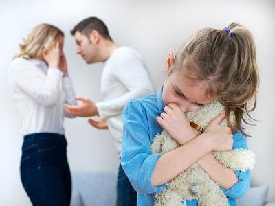 Конфликтная семья