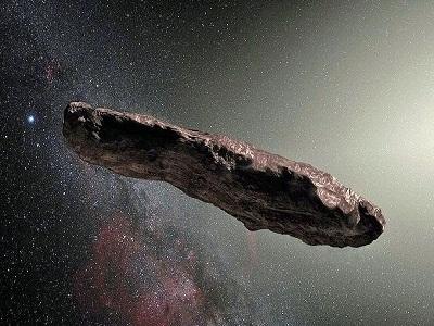 Уникальный межзвездный странник - Оумуамуа