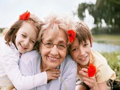 Сочинение маленькой девочки про бабушку