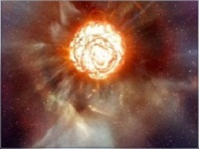 Бетельгейзе - увидим ли мы второе солнце?