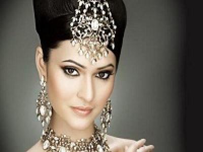 Красота и грация индийских женщин