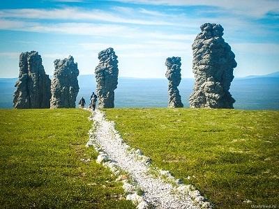 Плато Маньпупунёр - одно из семи чудес России