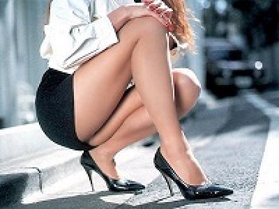 Если у девушки красивые ноги